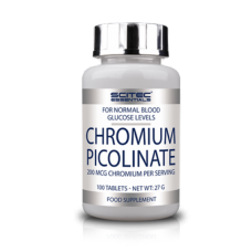 Chromium Picolinate 100 tabl